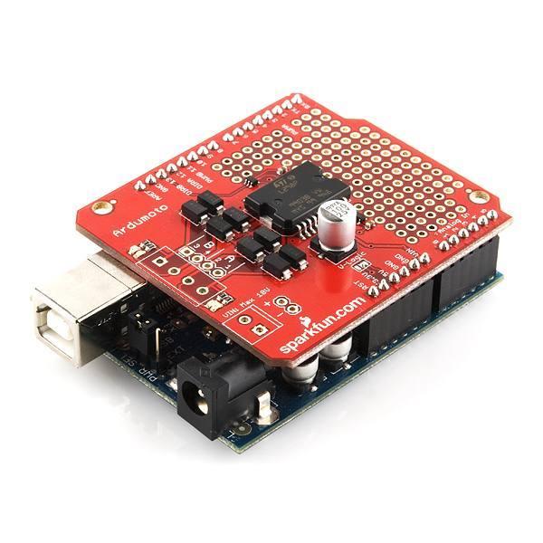 L298N Dual H-Bridge Motor Controller -